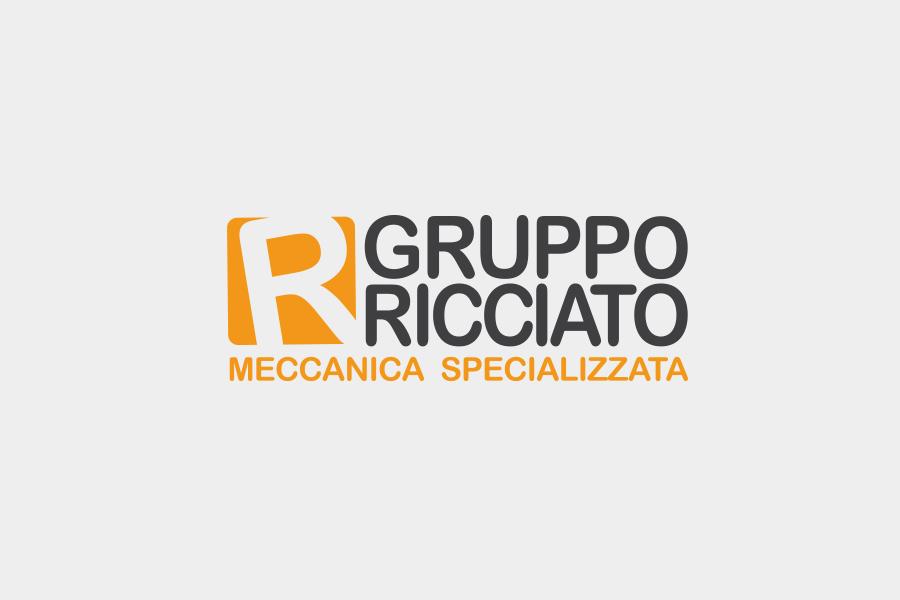 Ridisegno del marchio e della grafica per l'azienda Ricciato, meccanica specializzata per veicoli industriali