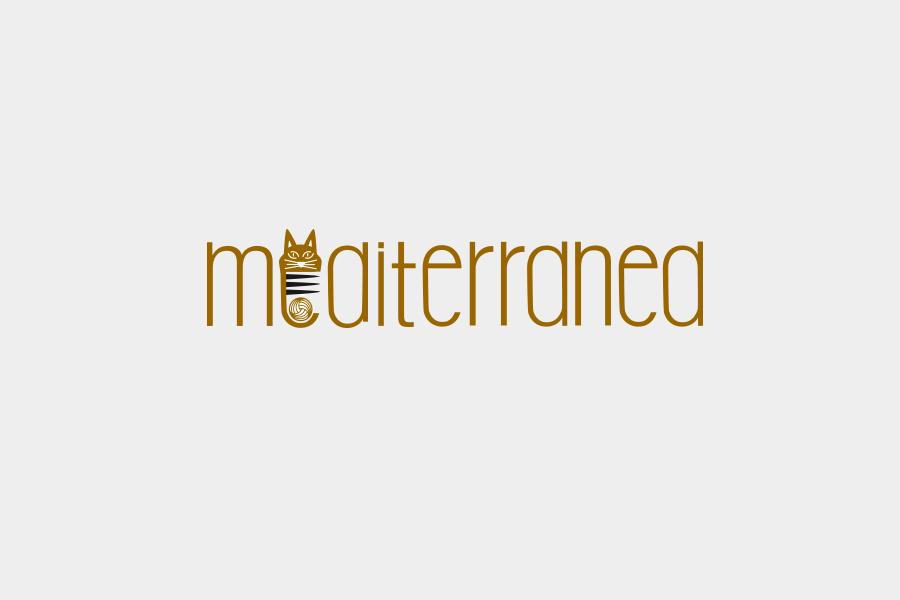Creazione del naming e del marchio per la linea di moda Mediterranea