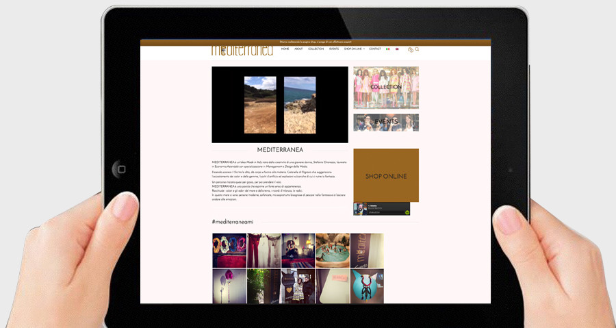 sito web mediterranea