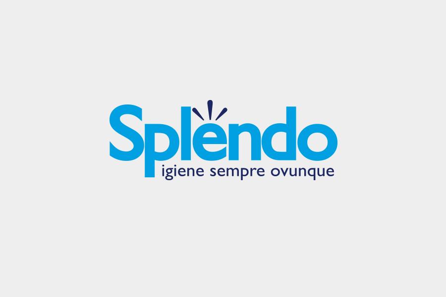 creazione del nome e della grafica del marchio Splendo per l'azienda Fabbro Spa